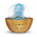 Diffuser - Hand Blown Glass Fountain