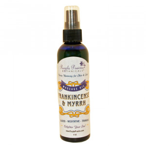 Frankincense & Myrrh Massage Oil