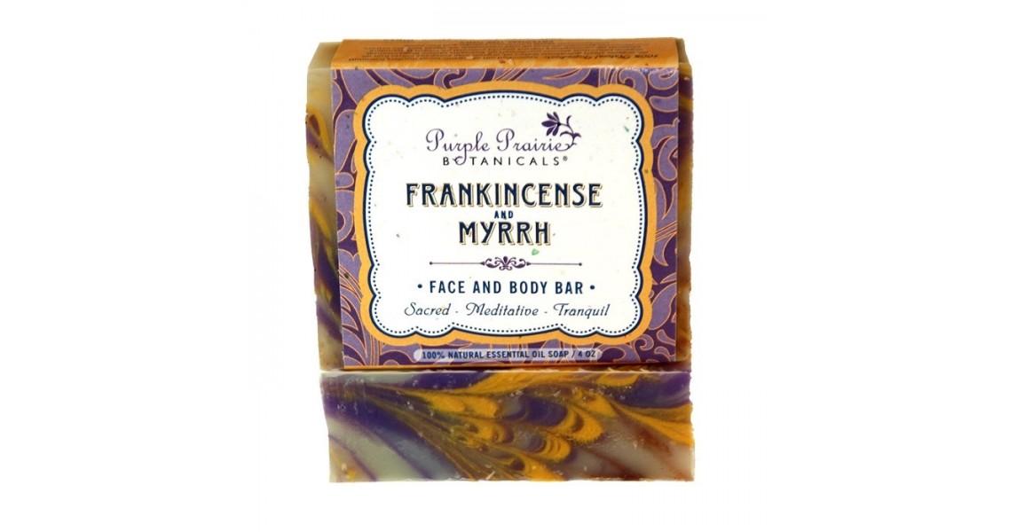 Frankincense & Myrrh Soap Bar