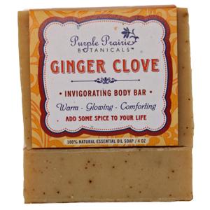 Ginger Clove Soap Bar