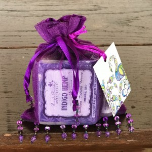 Lavender Velvet Goody Bag