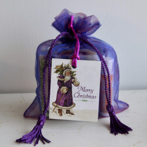 Goody Bag - Purple Tassel