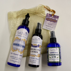 Frankincense Trio Gift Bag