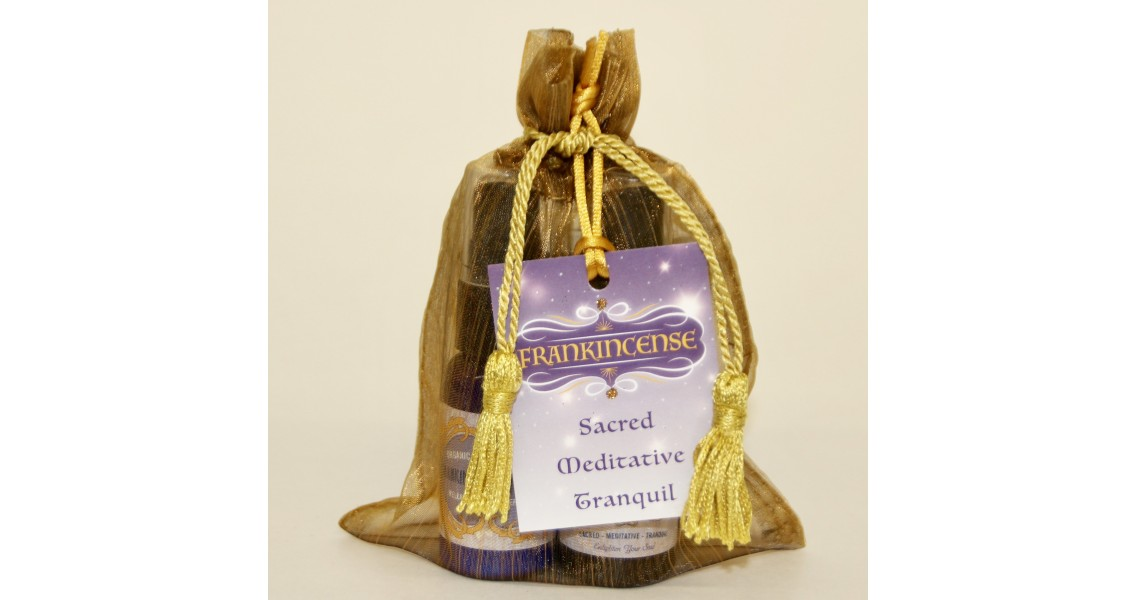 Frankincense Goody Bag