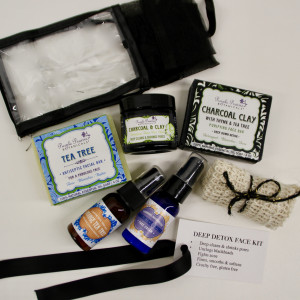 Face Kit - Deep Detox