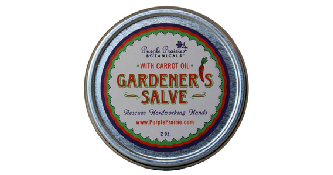 Gardener's Carrot Salve