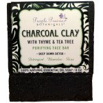 Charcoal, Clay & Thyme Purifying Face Soap