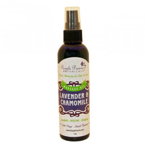 Lavender & Chamomile Massage Oil