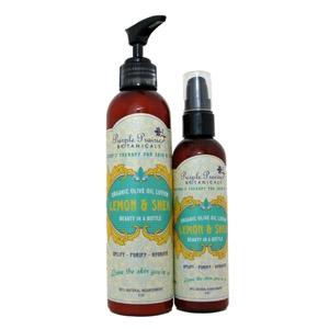 Lemon & Shea Lotion