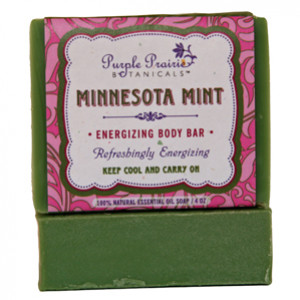 Minnesota Mint Soap Bar