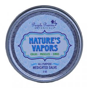 Nature's Vapors Salve
