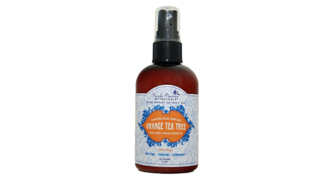 Orange Tea Tree Toner