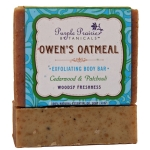 Cedarwood Patchouli (Owen's Oatmeal) Soap Bar