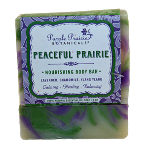Peaceful Prairie Soap Bar