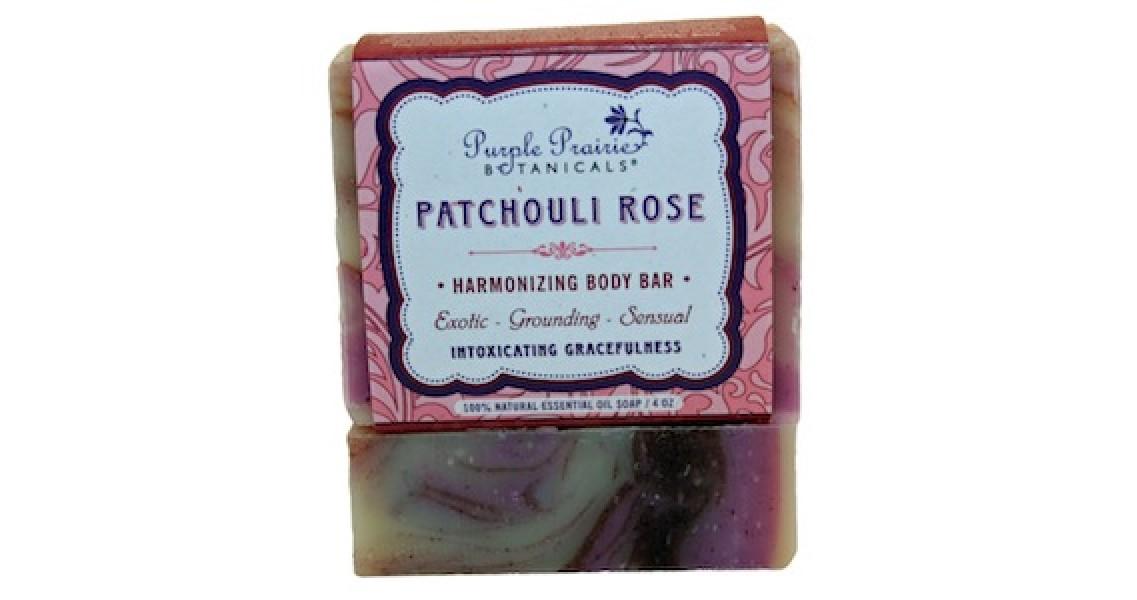 Patchouli Rose Soap Bar