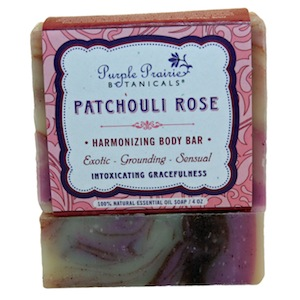 Patchouli Rose Soap Bar