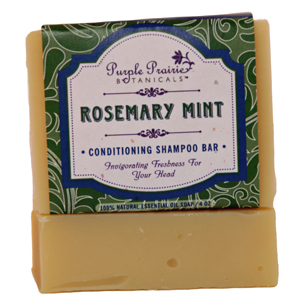 Rosemary Mint Shampoo Soap Bar