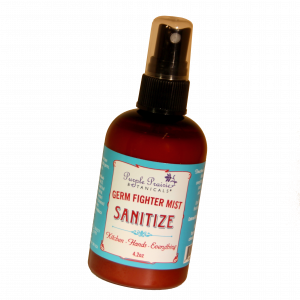 Sanitize Germ Fighter Mist Aromatherapy Spray