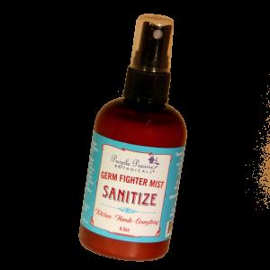 Sanitize Germ Fighter Mist Aromatherapy Spray
