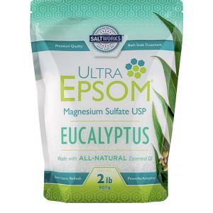 Eucalyptus Epsom Salt Soak