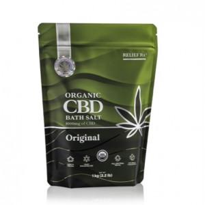 CBD Organic Salt Soak
