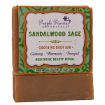 Sandalwood & Sage Soap Bar