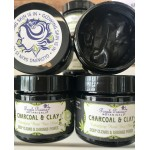 Charcoal Clay Detox Face Mask