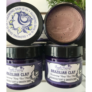 Brazilian Clay Moisturizing Face Mask