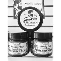 Frankincense & Fir Beard Balm