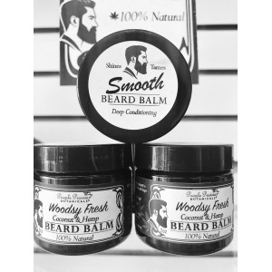 Frankincense & Fir Beard Balm