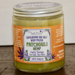 Patchouli Hemp Body Polish
