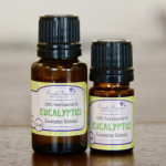 Eucalyptus Essential Oil Certified Organic