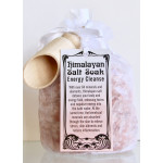 Himalayan Salt Soak Energy Cleanse