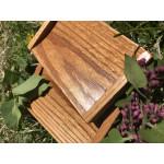 Soap Tray - Handmade Local Oak